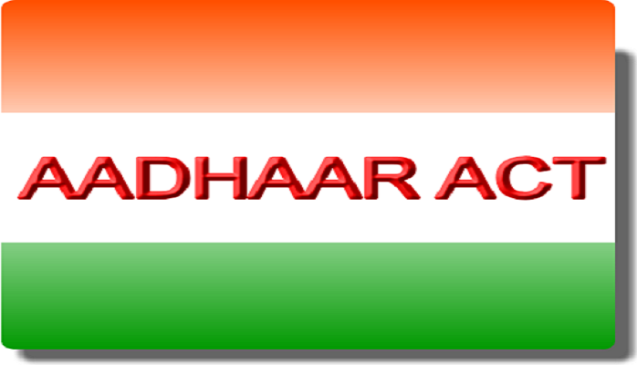 aadhaaract