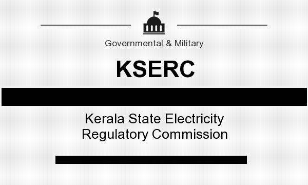 KSERC means - Kerala State Electricity Regulatory Commission
