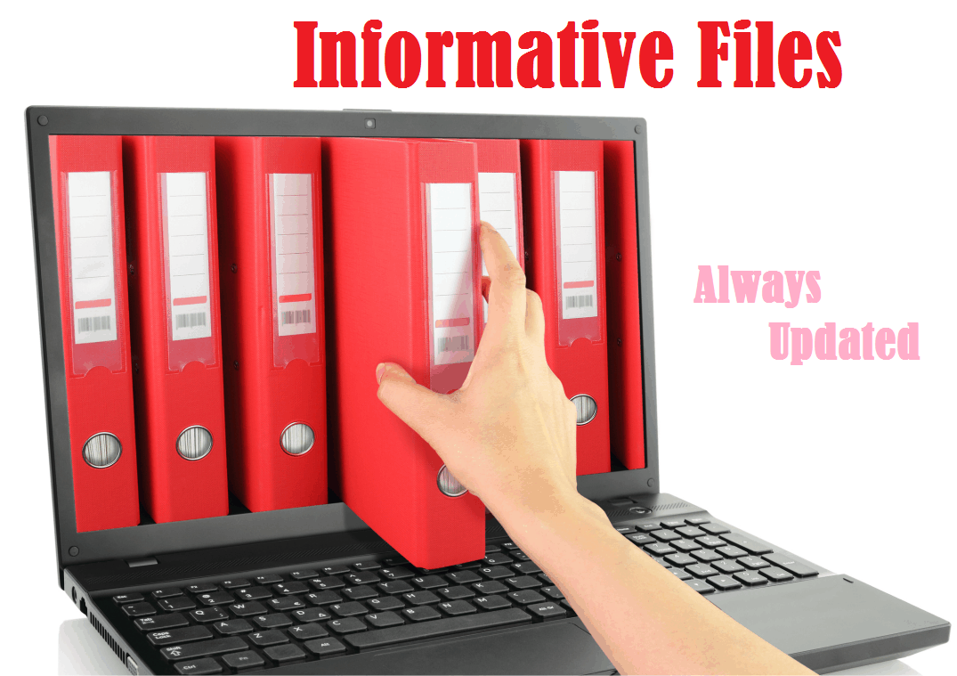 Informative Files