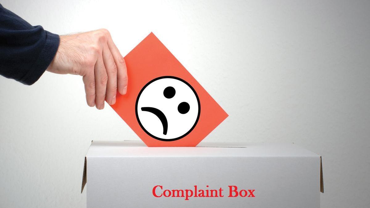 complaint-box